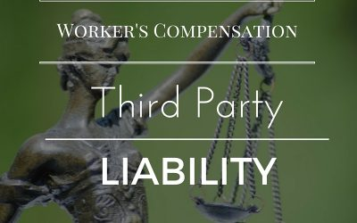 Third-Party Liability in Worker's Compensation Cases: What You Need to Know