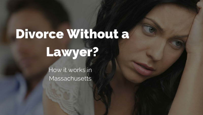 steps to divorce in massachusetts